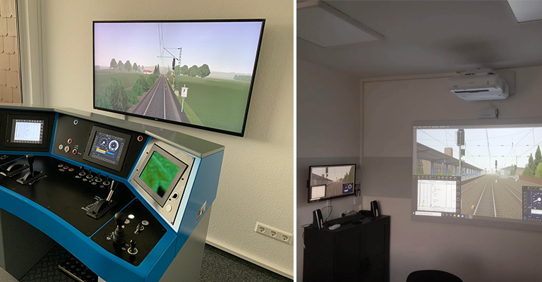 Simulator-Training